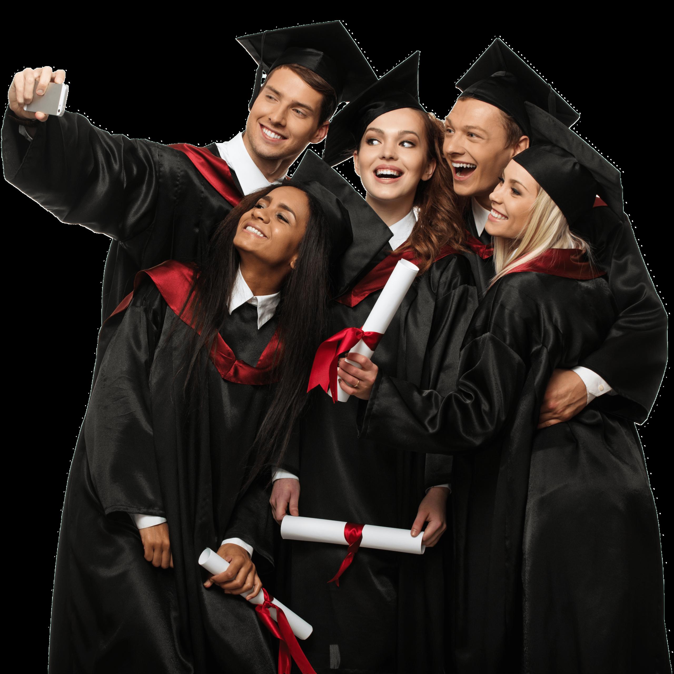 Studenten Selfie - AFUM Akademie für Unternehmensmanagement