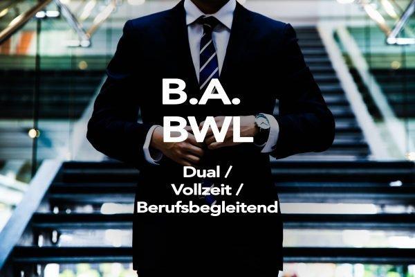 B. A. BWL - AFUM Akademie für Unternehmensmanagement