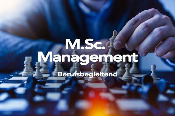 M. Sc. Management - AFUM Akademie für Unternehmensmanagement