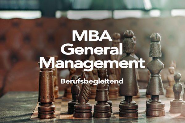 MBA General Management - AFUM Akademie für Unternehmensmanagement