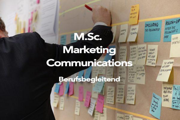 M. Sc. Marketing Communication - AFUM Akademie für Unternehmensmanagement